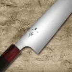 Kei Kobayashi R2 Special Finished Chefs Knives with Red-Ring Octagonal Handle